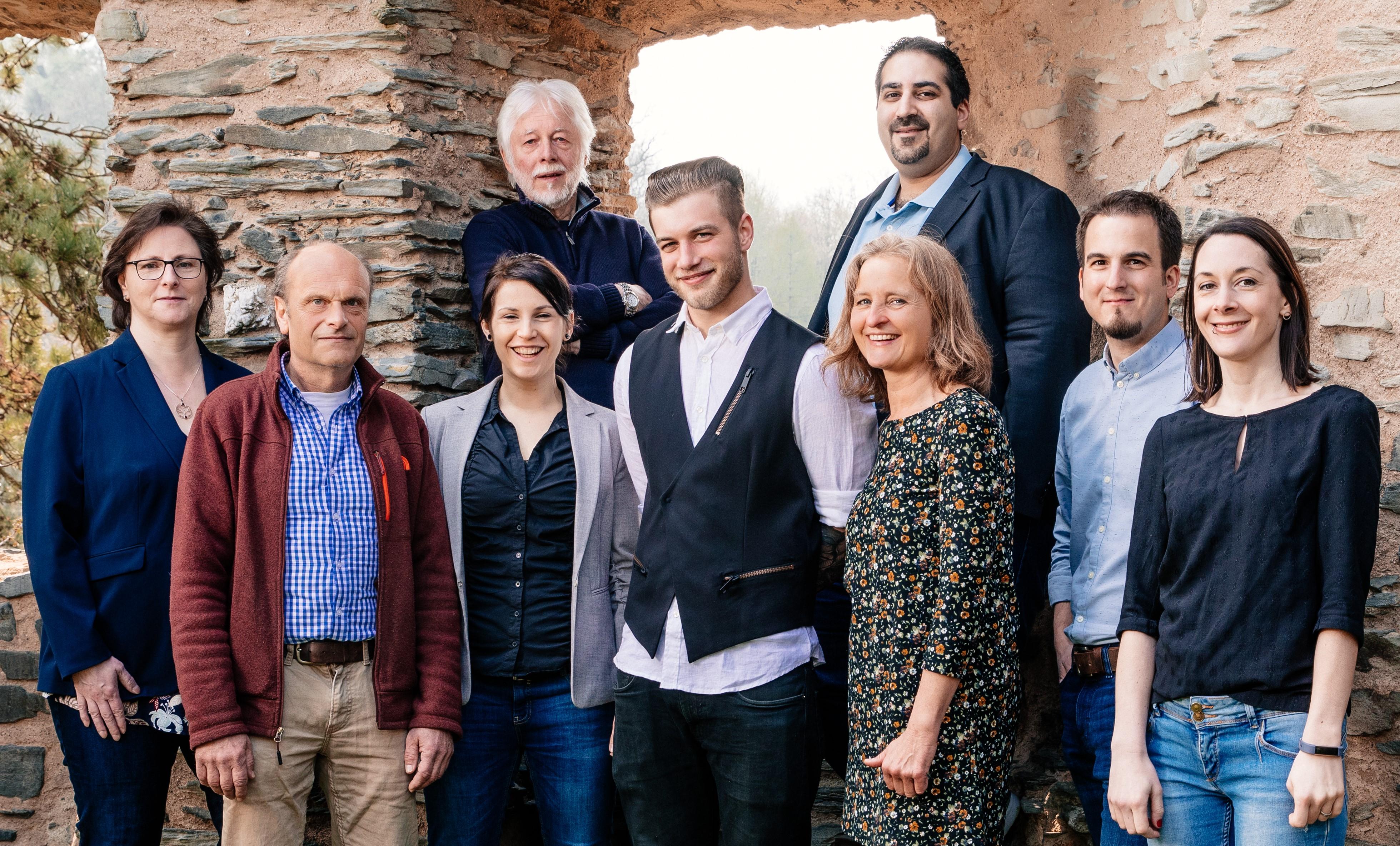 VG Konz und die 7 Grünen
