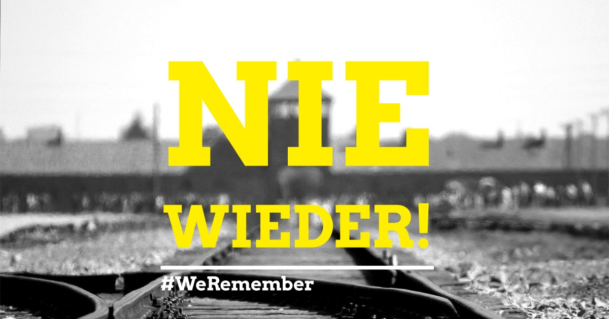 Wir gedenken den Opfern des NS-Terrors