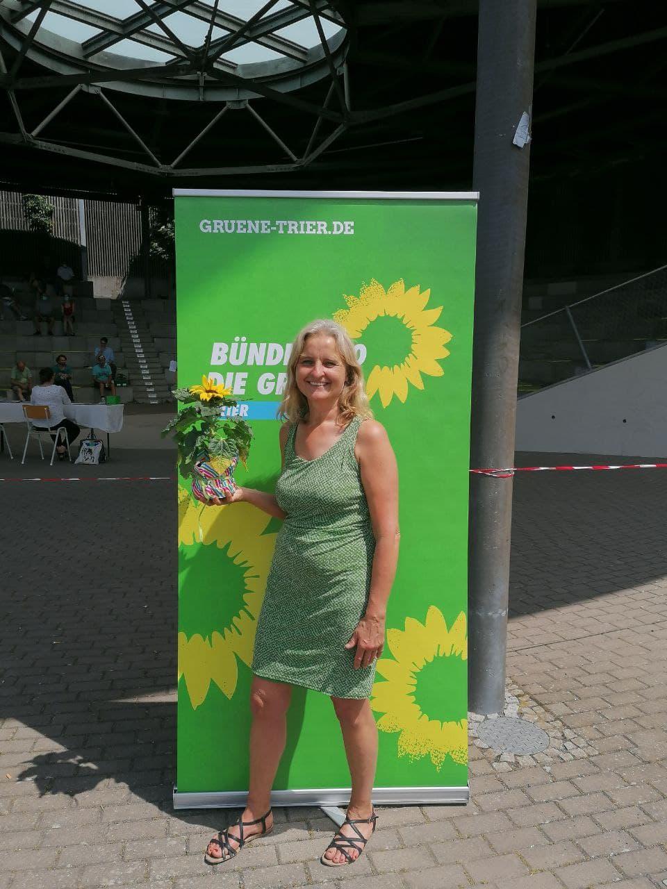 Martina Wehrheim ist unsere Kandidatin für das Amt der Landrätin